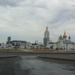Тюмень — Тобольский кремль